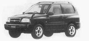 Suzuki Escudo 3DOOR 1600JZ 1999 г.