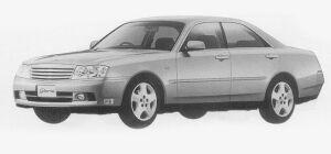 Nissan Gloria 300 ULTIMA 1999 г.