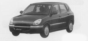 Daihatsu Storia CL 1999 г.