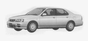 Nissan Bluebird 1.8SSS (NEO Di) 1999 г.