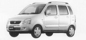 Suzuki Wagon R Plus PLUS XV-L 1999 г.