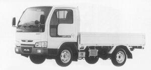 Nissan Atlas 10 3200 DIESEL, FULL SUPER LOW LONG BODY 1999 г.