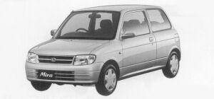 Daihatsu Mira TX 1999 г.
