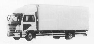 Nissan Diesel Condor DRY VAN 1999 г.