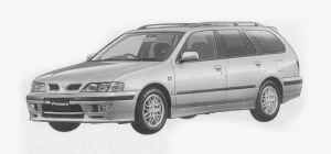 Nissan Primera Wagon 2.0G-V 1999 г.