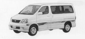 Toyota Regius WINDOW TOURER 4WD 2.7 1999 г.