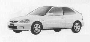 Honda Civic SiR 1999 г.