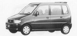Daihatsu Move CL 1999 г.