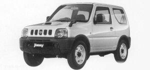 Suzuki Jimny XA 1999 г.
