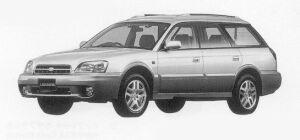 Subaru Legacy Lancaster  1999 г.