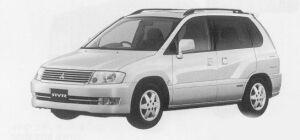 Mitsubishi RVR EXCEED 1999 г.