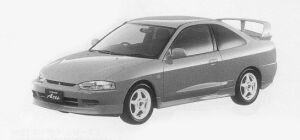 Mitsubishi Mirage Asti RX VERSION R 1999 г.
