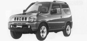 Suzuki Jimny XC 1999 г.