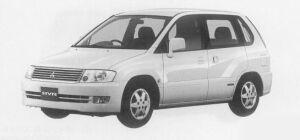 Mitsubishi RVR X 1999 г.