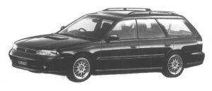 Subaru Legacy Touring Wagon GT/B-spec 1995 г.