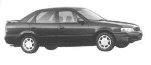 Toyota Sprinter Sedan 1.6 S-CRUISE 1995 г.
