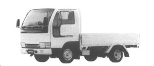 Nissan Condor 10 SUPER LOW 1995 г.