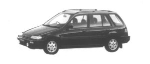 Honda Civic Shuttle RTi Limited Edition (4WD) 1995 г.