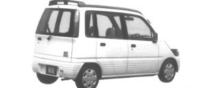 Daihatsu Move CL 1995 г.