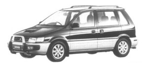 Mitsubishi RVR Xз 1995 г.