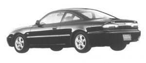 Mazda MX-6 2000 V6 Special Package 1995 г.