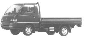 Mitsubishi Delica Truck 2WD LONG GL 1995 г.