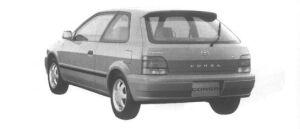 Toyota Corsa Sincere 1500 EFI 1995 г.