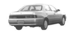 Toyota Cresta 2.0 Super Lucent 1995 г.