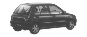 Subaru Vivio GX-L 5 door 1995 г.