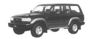Toyota Land Cruiser 80 Van VX Limited 4200 Diesel Turbo 1995 г.