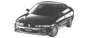 Mitsubishi Galant 1800 DOHC 16V Viento Touring 1995 г.