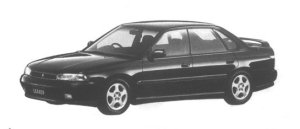 Subaru Legacy Touring Sedan TS typeR 1995 г.