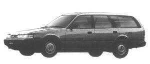 Mazda Capella CARGO 2000 DIESEL GL 1995 г.