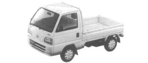 Honda Acty Truck TOWN 2WD 1995 г.