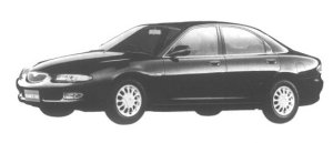 Mazda Eunos 500 18K 1995 г.