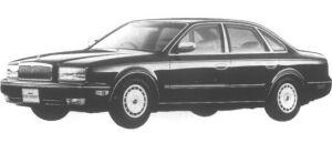 Nissan President JS G type 1995 г.