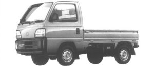 Honda Acty Truck SDX 2WD 1995 г.