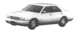 Nissan Cima Limited 1995 г.