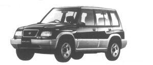 Suzuki Escudo Nomade V6-2000 1995 г.