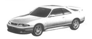 Nissan Skyline GT-R V Spec 1995 г.