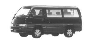 Isuzu Fargo Wagon 4WD LS 1995 г.