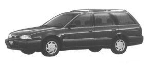 Nissan Avenir 2WD Salut X Gasoline 2000 1995 г.