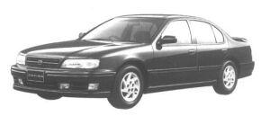Nissan Cefiro 25 S Touring 1995 г.