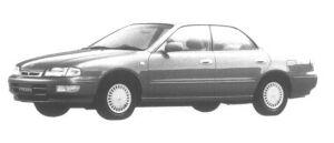 Nissan Presea 1500 Ct.II 1995 г.