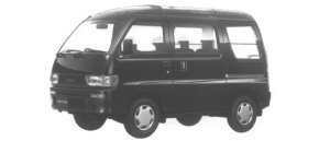Daihatsu Atrai Liberno Turbo 4WD Twin Cosmic Roof 1995 г.