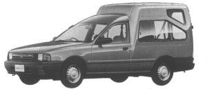 Nissan AD MAX VAN (2DOOR) 1500VX 1995 г.