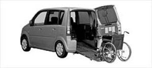 Daihatsu Move Sloper SL 2WD 2002 г.