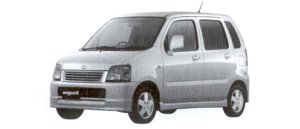 Suzuki Wagon R FM AERO 2002 г.