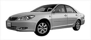 """Toyota Camry 2.4G """"LIMITED Edition NAVI Package"""" 2002 г."""