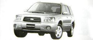 Subaru Forester XT 2002 г.